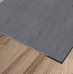 Felpudo poliamida Negro 60x120 Cm.